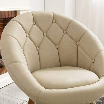 Volans Store Leather Chair