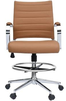 2xHome Ergonomic Drafting Chair