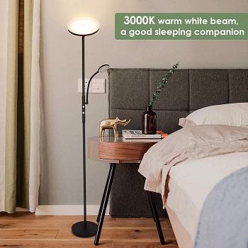 Albrillo Modern Floor Lamp - 20W