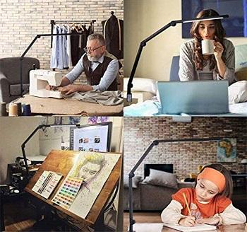 AmazLit Modern Desk Lamp