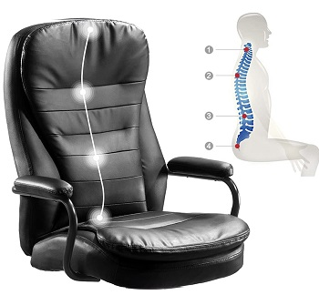 Amolife Big And Tall Office Chair