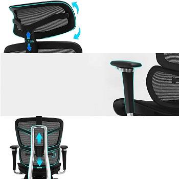 Anacci Ergonomic Desk Chair