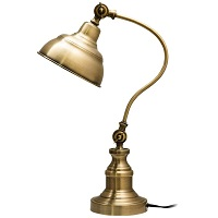 BEST ANTIQUE BRASS READING LAMP picks