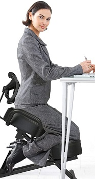 BEST ARMLESS WORK CHAIR FOR POSTURE
