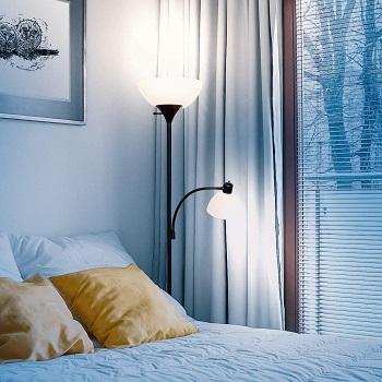 BEST BED STANDING DESK LAMP