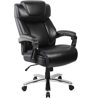 BEST BIG AND TALL ADJUSTABLE OFFICE CHAIR Summary