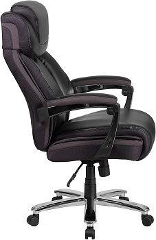 BEST BIG AND TALL ADJUSTABLE OFFICE CHAIR