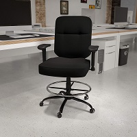 BEST BIG AND TALL HIGH-DRAFTING CHAIR Summary
