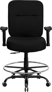 BEST BIG AND TALL HIGH-DRAFTING CHAIR