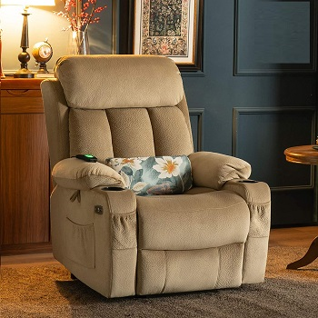 BEST BIG AND TALL RECLINER CHAIR FOR TALL PERSON