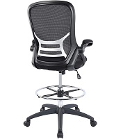 BEST DRAFTING TALL OFFICE CHAIR WITH ARMS Summary