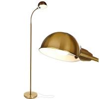 BEST FLOOR GOLD TASK LAMP picks