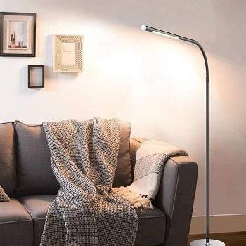 BEST FLOOR MODERN READING LAMP