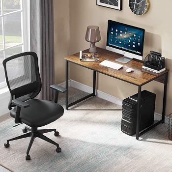 BEST FOR STANDING DESK TALL ADJUSTABLE OFFICE CHAIR