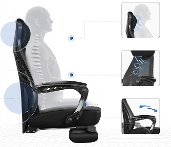 BEST FOR STUDY DURABLE OFFICE CHAIR