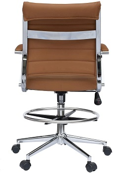 BEST FOR STUDY MID-CENTURY DRAFTING CHAIR