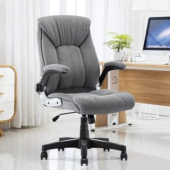 BEST HOME OFFICE DESK CHAIR FOR CARPET