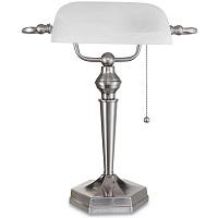 BEST HOME WHITE BANKERS LAMP PICKS