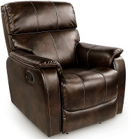 BEST LEATHER RECLINER CHAIR FOR TALL PERSON Summary