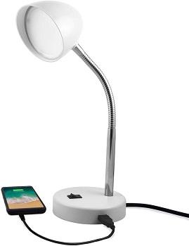 BEST LED MODERN WHITE DESK LAMP