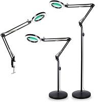 BEST MAGNIFYING STANDING DESK LAMP PICKS