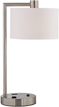 BEST MODERN DESK LAMP WITH OUTLET