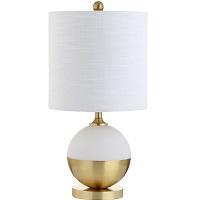 BEST MODERN WHITE AND GOLD DESK LAMP picks