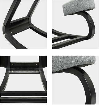 BEST NO WHEELS CHAIR FOR BAD POSTURE