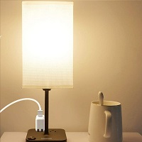 BEST OF BEST BEDSIDE LAMP WITH CHARGING STATION picks
