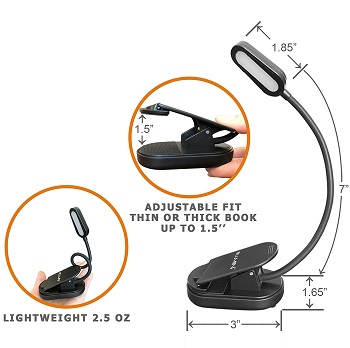 BEST OF BEST BOOK LIGHT FOR READING IN BED