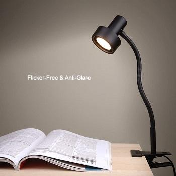 BEST OF BEST CLIP-ON HEADBOARD LAMP