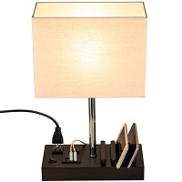 BEST OF BEST DESK LAMP WITH USB PORT AND OUTLET picks