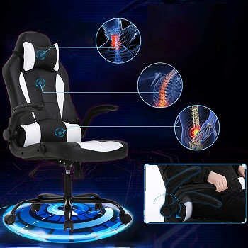 BEST OF BEST ERGONOMIC OFFICE CHAIR FOR TALL PERSON