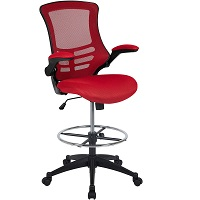 BEST OF BEST MID-CENTURY DRAFTING CHAIR Summary