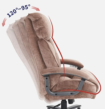 BEST OF BEST TALL ADJUSTABLE OFFICE CHAIR