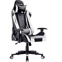 BEST OF BEST WHITE LEATHER ERGONOMIC OFFICE CHAIR Summary