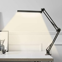 BEST OFFICE SWING ARM CLAMP LAMP PICKS