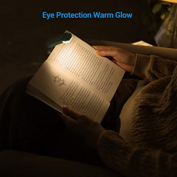 BEST SMALL BOOK LIGHT FOR READING IN BED