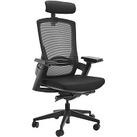 BEST TALL ERGONOMIC OFFICE CHAIR WITH ADJUSTABLE ARMS Summary