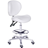 BEST WHITE LEATHER DRAFTING CHAIR Summary