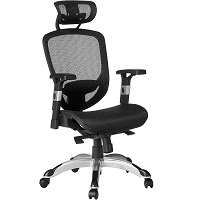 BEST WITH ARMRESTS BLACK ERGONOMIC OFFICE CHAIR Summary