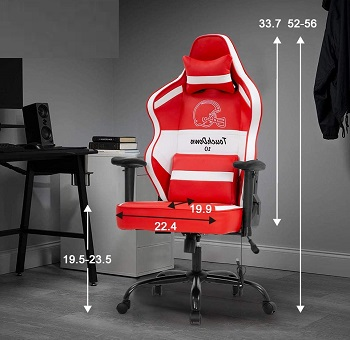 BEST WITH ARMRESTS DURABLE OFFICE CHAIR