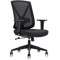 BEST WITH ARMRESTS ERGONOMIC MESH EXECUTIVE CHAIR Summary