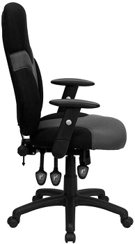 BEST WITH ARMRESTS OFFICE CHAIR FOR CARPET