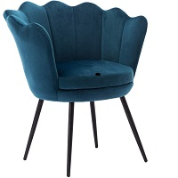 BEST WITH ARMRESTS TEAL DESK CHAIR NO WHEELS Summary