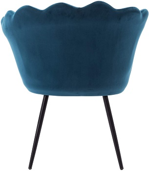 BEST WITH ARMRESTS TEAL DESK CHAIR NO WHEELS