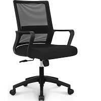 BEST WITH BACK SUPPORT ECONOMICAL OFFICE CHAIR Summary
