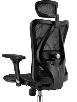 BEST WITH BACK SUPPORT ERGONOMIC CHAIR FOR TALL PERSON