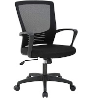 BEST WITH BACK SUPPORT ERGONOMIC MESH EXECUTIVE CHAIR Summary