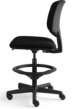 BEST WITH BACK SUPPORT LEATHER DRAFTING CHAIR